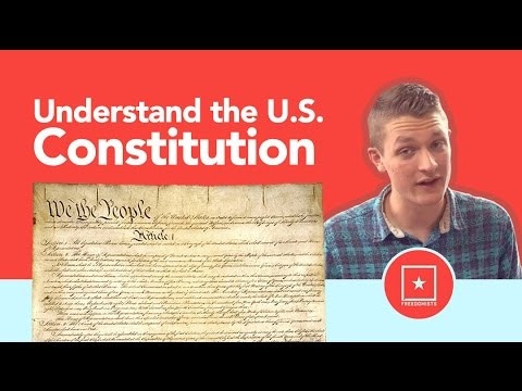 What is the Constitution? - Quick Overview (Freedomists Show Episode 6)