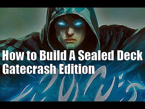 How to Build a Sealed Deck: Gatecrash Edition
