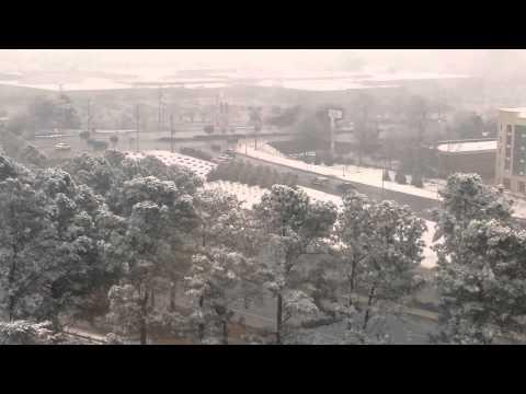 Greenville Snow #2 Haywood/I-385 2-11-2014