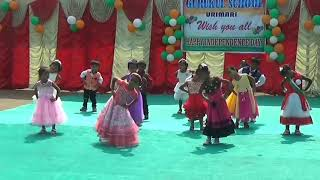 Machli jal ki rani - GURUKUL SCHOOL URIMARI - Dance  video
