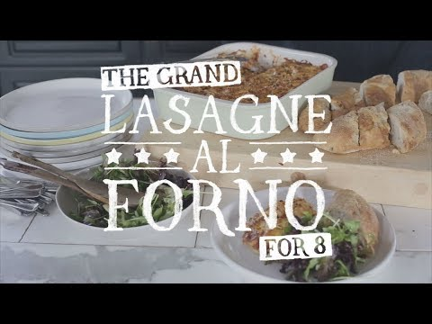 The Grand Lasagne for 8