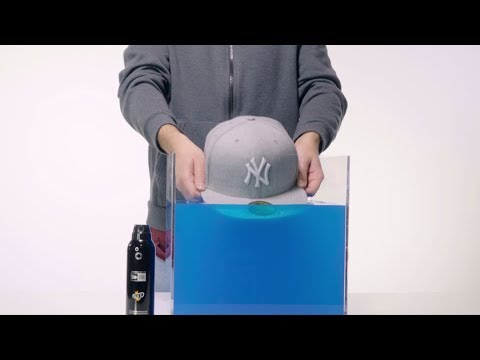 NEW ERA HAT DUNKED IN POWERADE! - Crep Protect Extreme Test