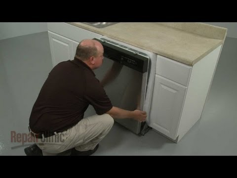 Whirlpool Dishwasher Removal and Installation