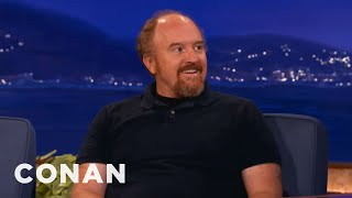 Louis Ck Hates Cell Phones