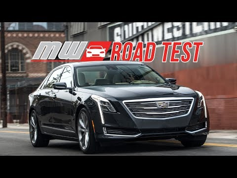 2018 Cadillac CT6 PHEV/Super Cruise | Road Test