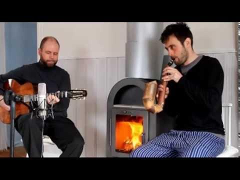 Bamboo saxophone jam