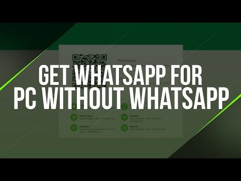 How To Use Whatsapp On PC Without WhatsApp Web/Bluestacks