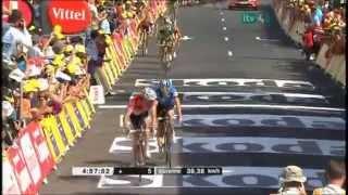 Tour de France 2008-review