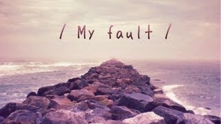 My Fault  Imagine Dragons Cover Electrochill Version