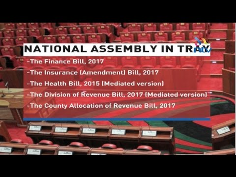 Parliament to resume with loaded agenda; 17 pending bills to be passed urgently
