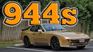 1987 Porsche 944s: Regular Car Reviews