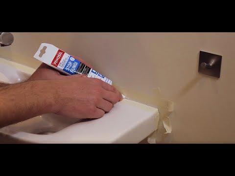 Hallitusvaba vannituba 5 minutiga