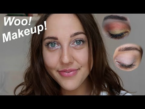 EYE SHADOW FOR DUMMIES! | PARTY MAKEUP