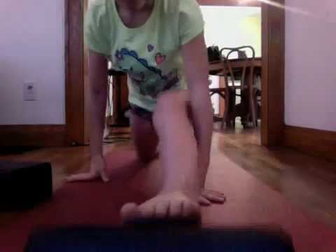 how to get your splits all the way down