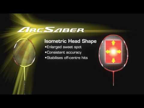Guide to Yonex Badminton Racquet Technology