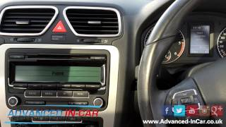 Kufatec Fiscon Basic Plus installed into VW Scirocco