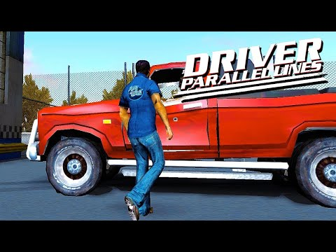 Driver: Parallel Lines - Gameplay Walkthrough - Mission #25: Shell Shock