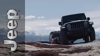 Moab Rocks   2018 Easter Jeep® Safari   Jeep