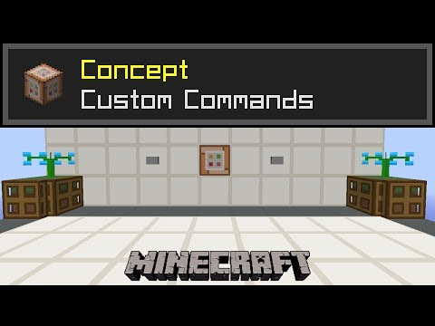 Custom Commands - Minecraft