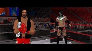 WWE 2K17 PSP-AJ Styles Entrance