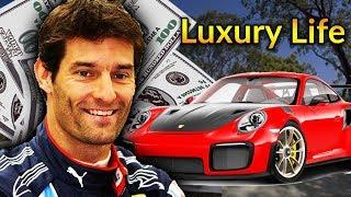 Mark Webber Luxury Lifestyle   Bio, Family, Net worth, Earning, House, Cars