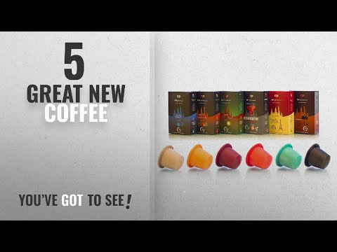 Top 10 Nyxpresso Coffee [2018]: NYXpresso Variety Pack Nespresso Compatible Capsules ( 60 Pods) –