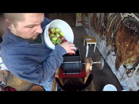 GoPro Apple Picking and Apple Cider