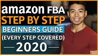How To Sell On Amazon FBA For Beginners | EASY Step-By-Step Tutorial [2020]