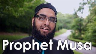 Prophet Musa (Stories of the Prophets) - Abdul Nasir Jangda - Quran Weekly