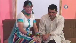 Best Of Zafri Khan and Asha Choudhary New Pakistani Stage Drama Full Comedy Clip