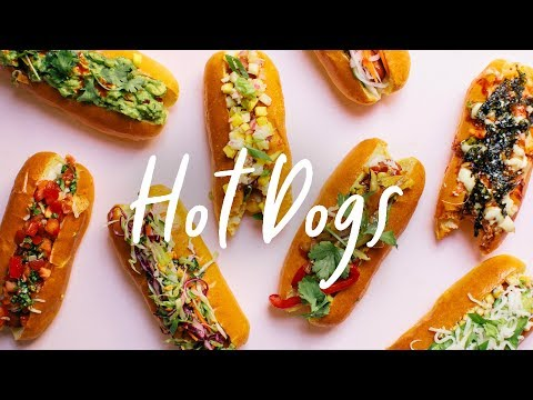 8 Next Level HOT DOGS for Summer!