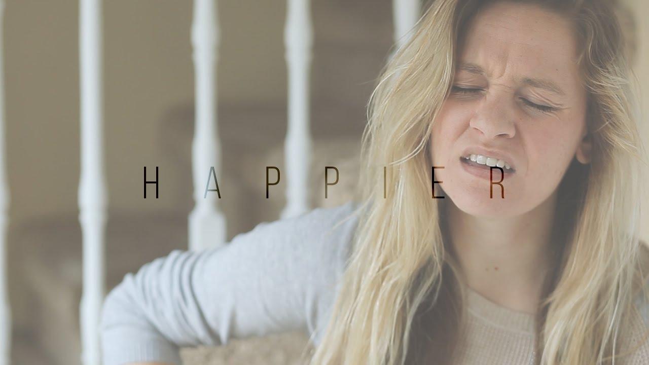 Happier | Ed Sheeran (cover)