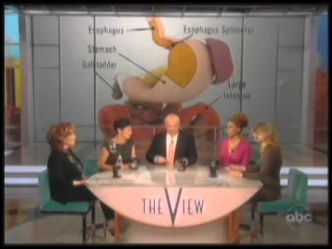 How to Fix Your Heart Burn Problems on The View