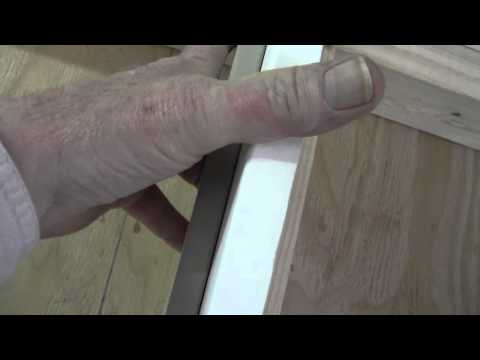 INSTALLING A REGULAR DOOR ON A SHED PT 1