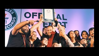 Unboxing World Record Holders | How We Became #OfficiallyAmazing