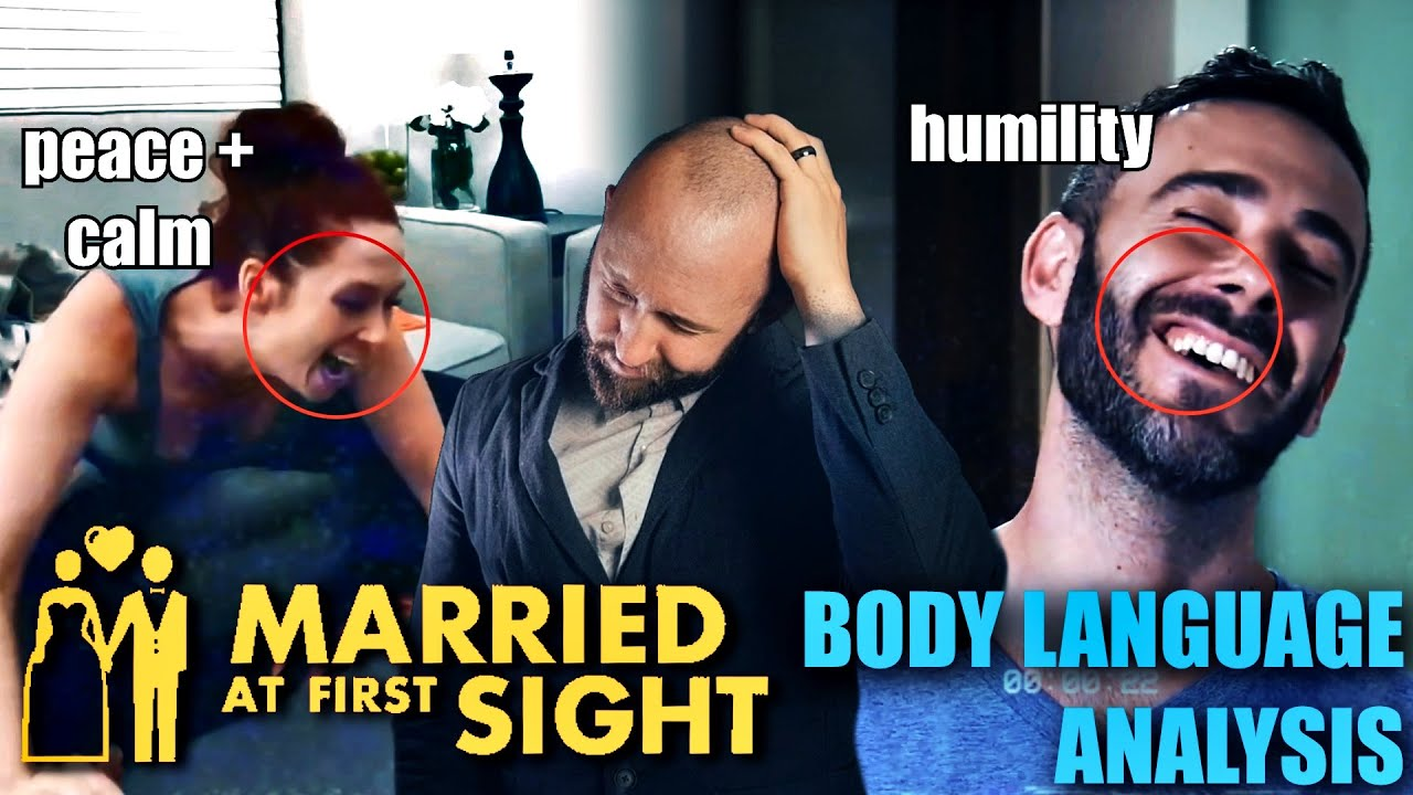 INSANE Married At First Sight Body Language Analysis is Life-Sucking   Nonverbal Analyst Reacts