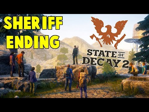 Sheriff Legacy Boon Unlocked   State Of Decay 2 Gameplay   E27