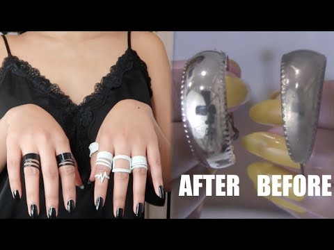 How To Prevent, Clean and Transform Rusted Jewelry | SilasQiu Part 2