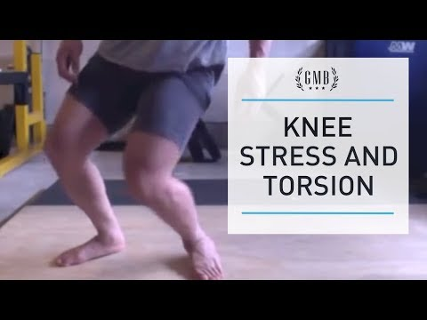 Knee Twist (how to do it safely)