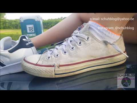 Julie: Some more candy in Converse Chucks
