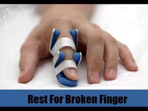 6 Home Remedies For Broken Finger