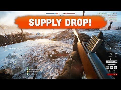 SUPPLY DROP! - Battlefield 1 | Road to Max Rank #112