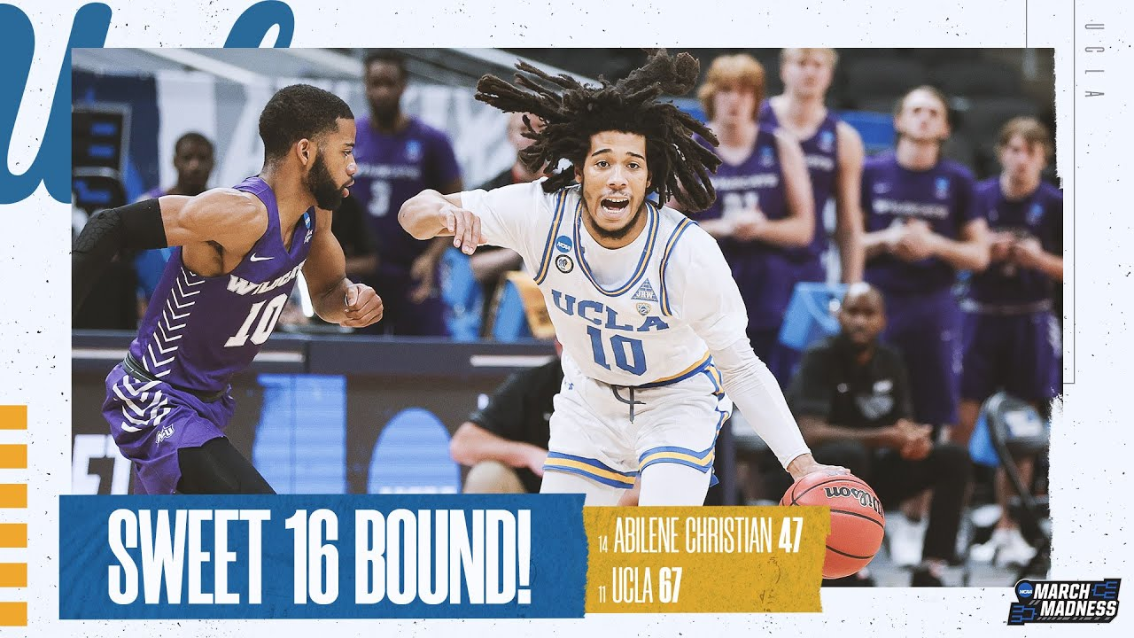 Abilene Christian vs. UCLA - Second Round NCAA tournament extended highlights