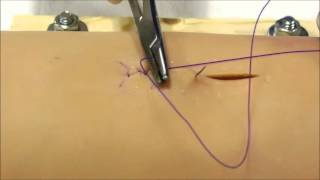 Cushing Suture Pattern