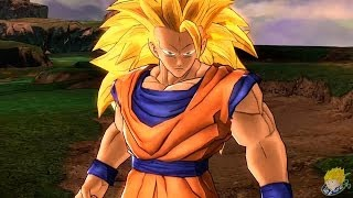 Dragon Ball Z: Battle of Z - | All Transformation & Fusion Cutscenes |【FULL HD】