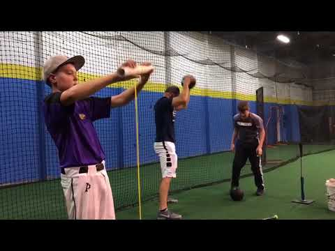 11 Yr Old Baseball Team Training Highlights November 2017 | Best Hitting Drills