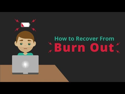 How to Recover from Being Burned Out [Restore Motivation!] | Brian Tracy