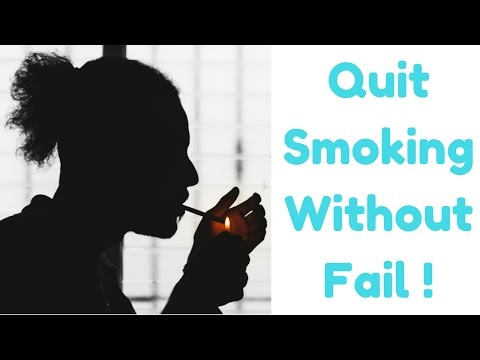 7 Natural Methods To Quit Smoking Naturally | How to Quit Tobacco | Quit Smoking Cigarettes