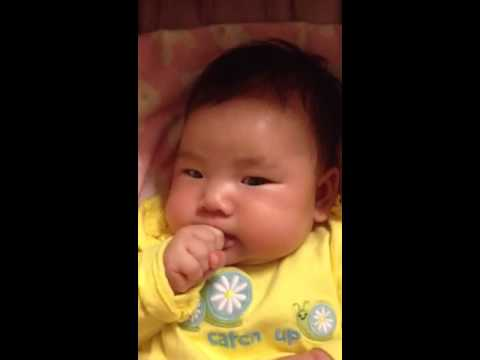 How to know the baby is hungry