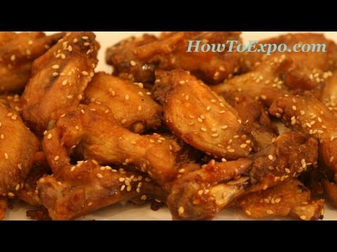 Sweet And Sour Chicken Wings Recipe Video Best Sweet And Sour Chicken Wings